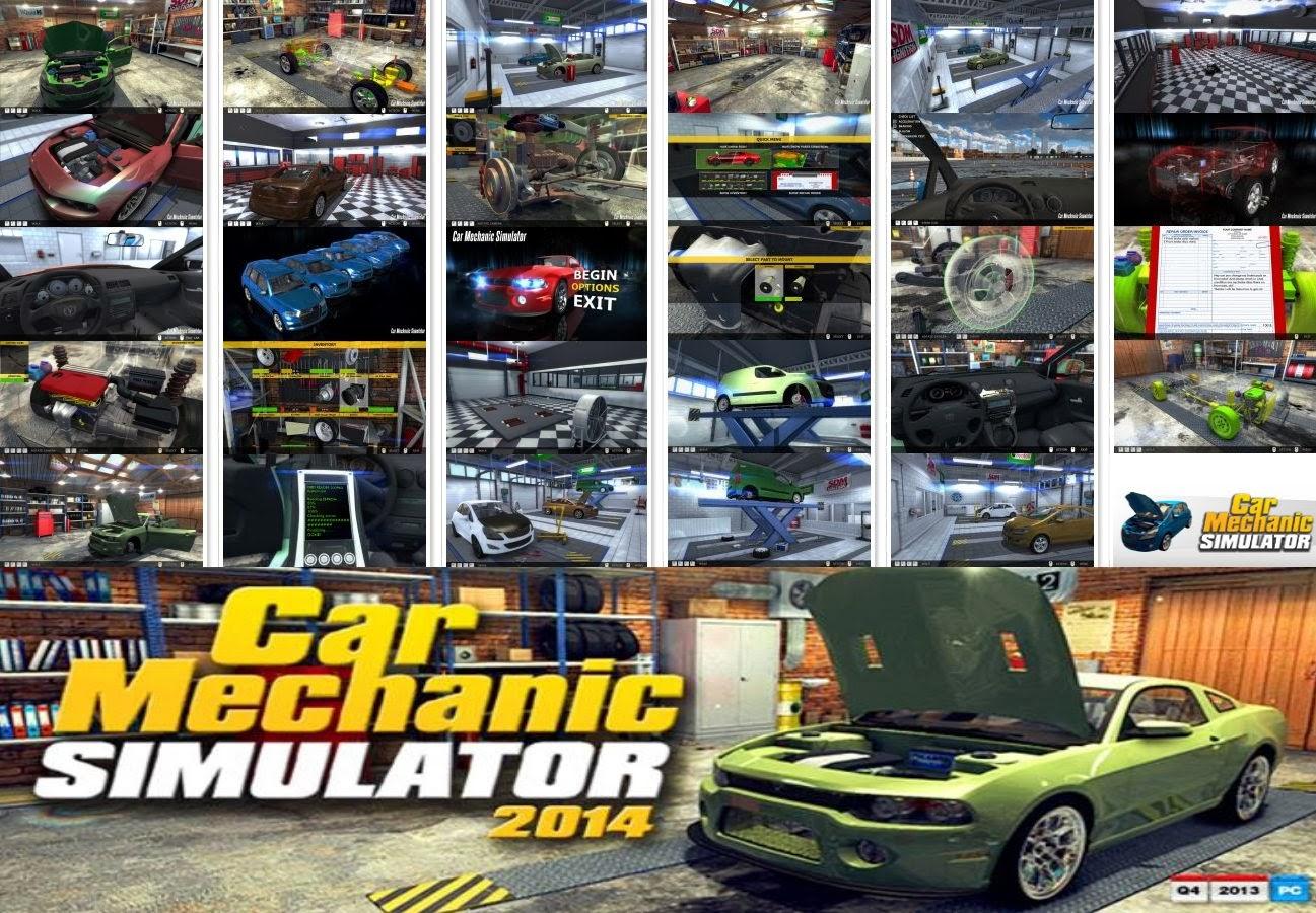 Car Mechanic Simulator 2014 - STEAM Key for FREE   GREen ...