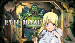 Evil_Maze